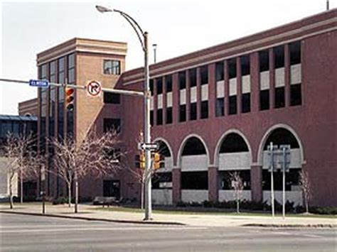 Washington Square Garage by City Of Rochester Washington Square Garage