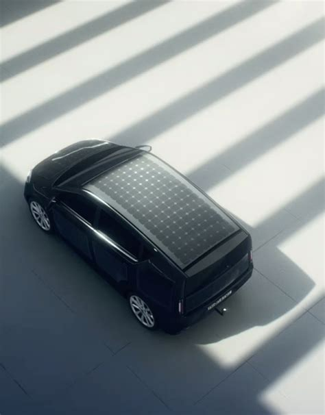 Solar Powered Cruise Cars Use The Sun On The Golf Course by Sono Sion Unveiled World S Production Solar Car