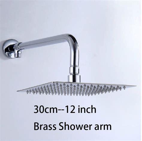 Pull Handle Shower 814 15 X 45 Cm Handel Pintu Towel Bar Kamar Mandi buy 8 inch chrome finish pull wall mount two sided