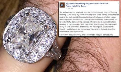 3novices what would you do honest finds ring and then tracks the owner
