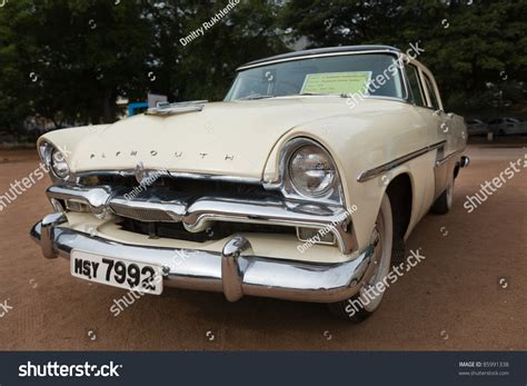plymouth car for sale in india chennai india july 24 1956 plymouth stock photo 85991338