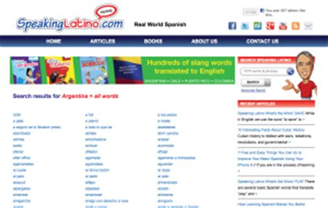 learn gaucho spanish with these resources