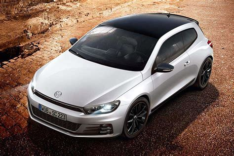 volkswagen scirocco black volkswagen scirocco black edition adds extra kit auto