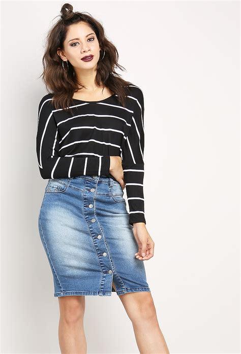 Stripe Casual Top 24540 dolman striped casual top shop tops at papaya clothing