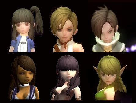 how to change your hairstyle in dragon nest excellence hairstyles dn na shop updates new hairstyles general discussion