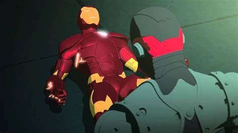 iron man armored adventures season vol dvd clip