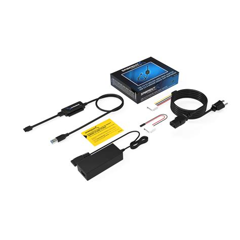 Usb Ide sabrent usb 2 0 to sata ide 2 5 3 5 converter with power