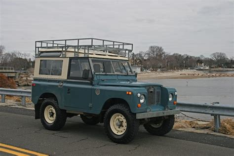 defender marine ct 1971 land rover series iia 88 antique auto sales