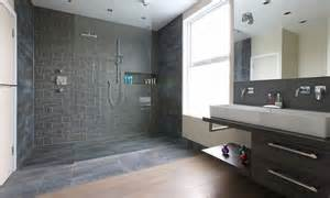 Small Bathroom Ideas With Shower Stall 20 Idee Di Arredamento Bagno In Grigio Mondodesign It