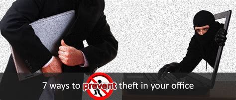 7 Ways To Secure Your Page by 7 Ways To Secure Your Office From Theft And Crime