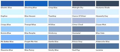 valspar blue paint sort 4