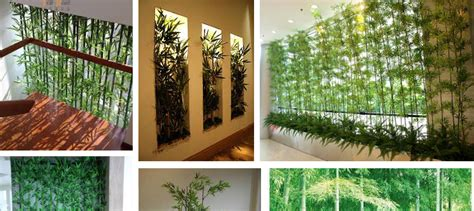 Indoor Decorative Trees For The Home by Artificial Bamboo Plant Outdoor Amp Indoor Decorative