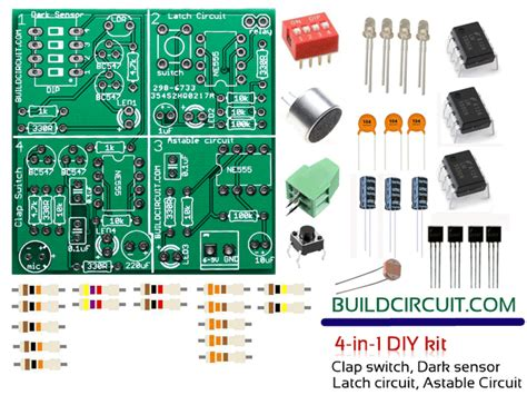 electronic circuits for beginners 5 beginners projects that work in the attempt