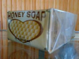 Honey Herbal Soap Produk Pencuci Muka Untuk Kulit Kombinasi Sensitif sabun madu 171 produsen distributor thibbun nabawi dan herbal