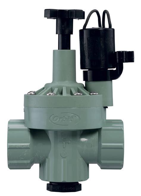 orbit  female threaded automatic inline  angle valve
