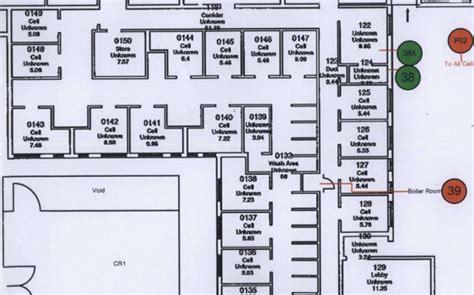 Nab Floor Plan by Police Station Cells Wrexham Com