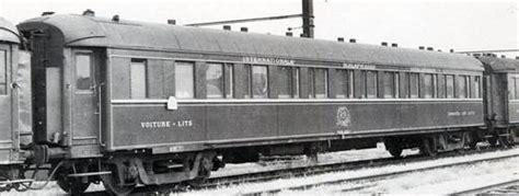 vagone letto roma parigi le carrozze letti c