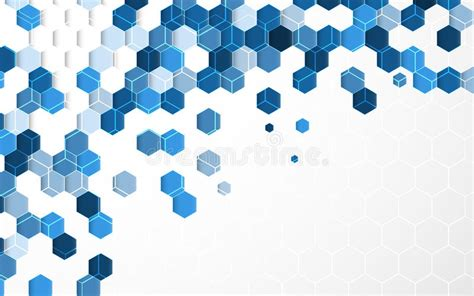 top abstract navy blue hexagon pattern background design abstract light blue hexagon background with white border