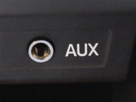 How To Put An Aux Port In Your Car by Aux Inputs Tips On Using Your Car S Aux In Socket