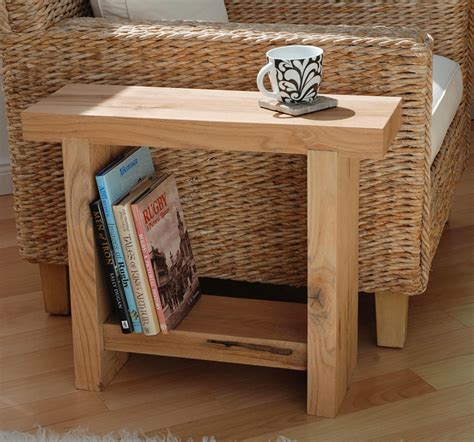 Oak Sleeper Furniture Side Table Sofa Side Table Uk