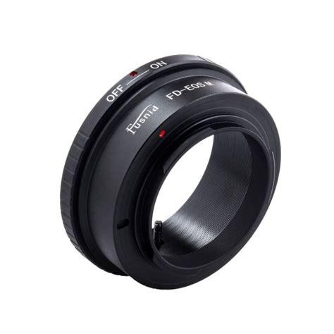Adapter Canon Eos To Eos M adapter fd eos m canon fd lens canon eos m