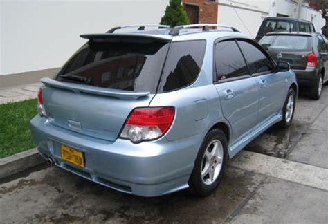 subaru 2004 hatchback vendo subaru impreza hatchback 2004