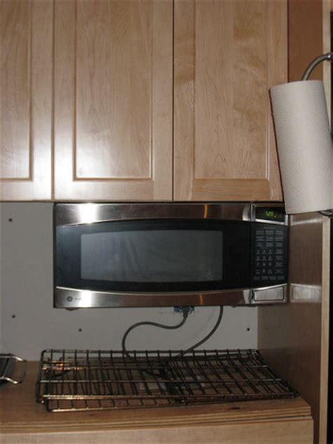 Under Cabinet Microwave Ovens Under Cabinet Microwave Flickr Photo Sharing