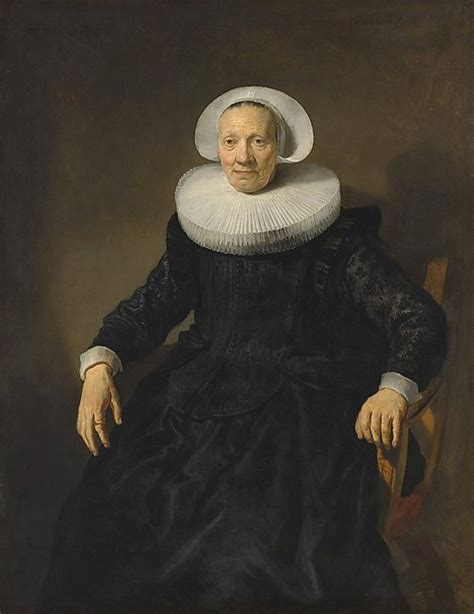 woman in an armchair file jacob adriaensz backer portrait of an old woman in