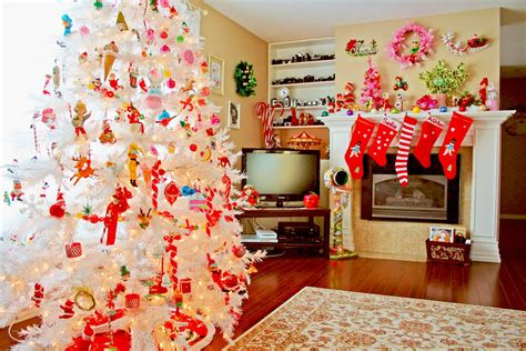 christmas decoration ideas for offices home let us publish