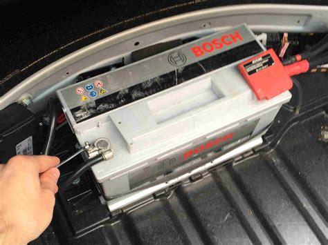 Welche Batterie Für Welches Auto by Mercedes W211 Batterie Wechseln Welche Batterie Anleitung