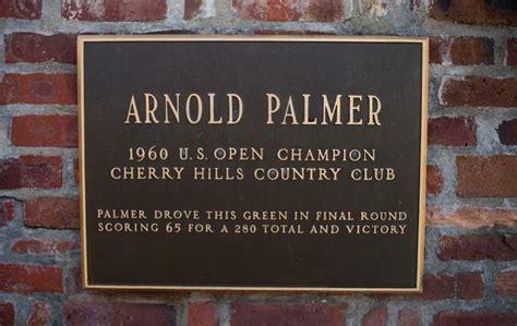 Arnie Says Lets Make Green Hippyshopper by A Look Back The Day Arnie Threw Colorado Avidgolfer