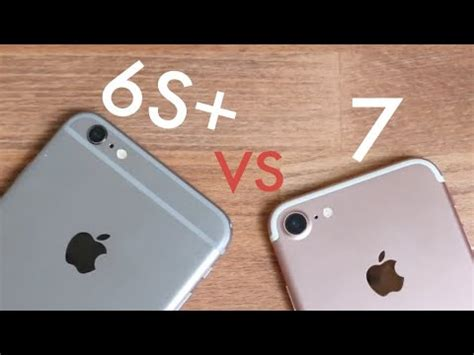 iphone 6s vs iphone 7 in 2019 comparison review
