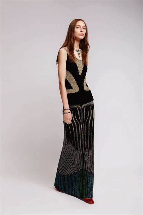 Knit Maxi Dress knit maxi dresses for 2015 resort collections