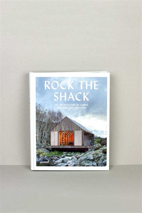 libro rock the shack architecture rock the shack book zubi