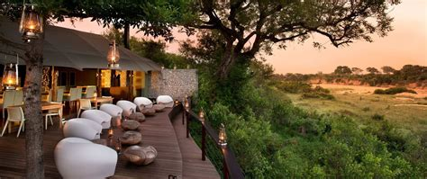 andbeyond ngala tented camp event venue kruger national
