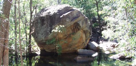 motor car falls motorcar falls in kakadu