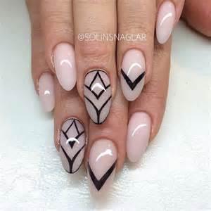 top 30 spectacular almond acrylic nails