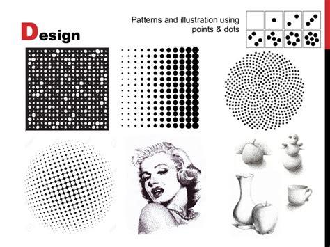 design elements point basic elements of architecture design