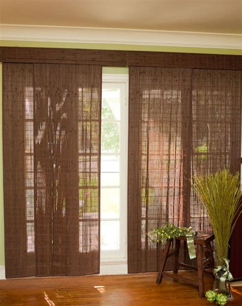 Curtains For Sliding Glass Doors With Vertical Blinds Customer Q Amp A What Are The Alternatives To Vertical Blinds