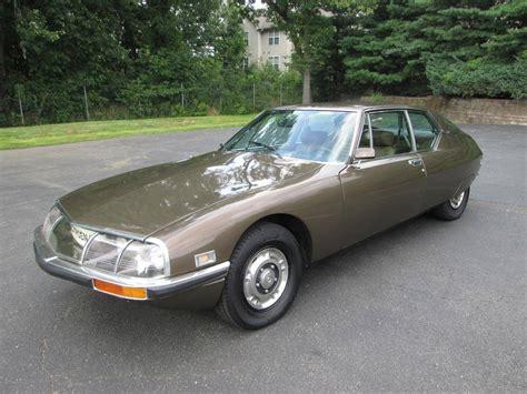 Citroen Sm For Sale by 1973 Citroen Sm For Sale 2042767 Hemmings Motor News