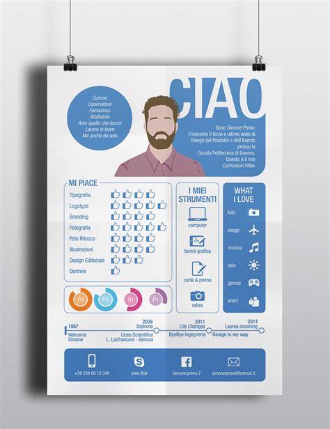 curriculum vitae flat design 55 amazing graphic design resume templates to win jobs