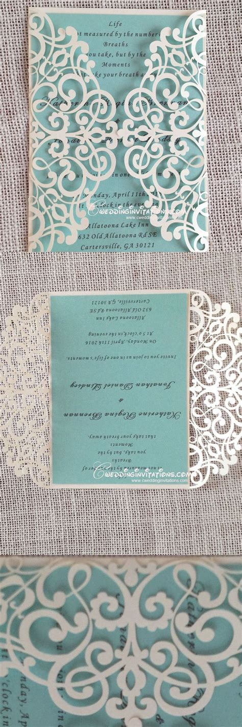 Tiffiny Blue Wedding Invitation Paper by 1000 Images About Wedding Blue Wedding Theme