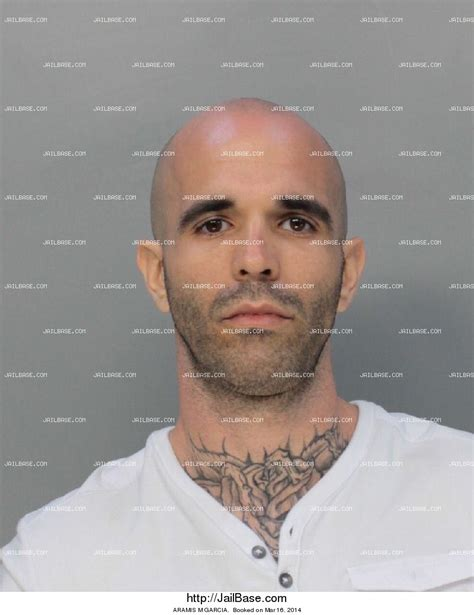 Federal Arrest Records Florida Aramis M Garcia Arrest History