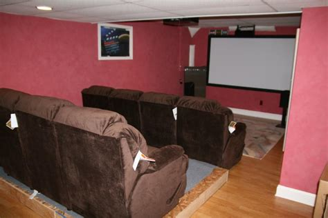 home theater riser helmholtz bass trap in riser avs forum home theater