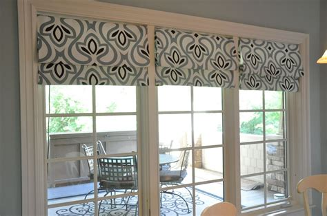 fabric window treatments faux roman shade tutorial window treatment dwell studio
