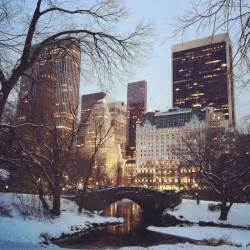 Really hate winter the snow being cold but this picture of new york