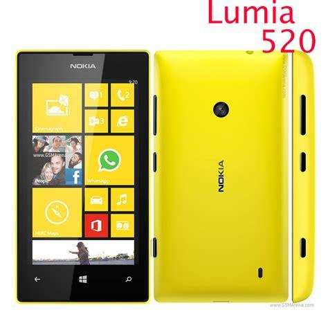 Nokia Lumia Original original 520 phone nokia lumia 520 cell phone dual