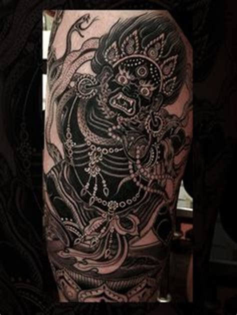 full upper body tattoo cost mahakala tattoo mahakala pinterest tattoos and body art