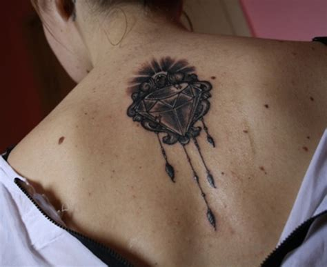 diamond tattoo designs ideas beautiful designs and meanings