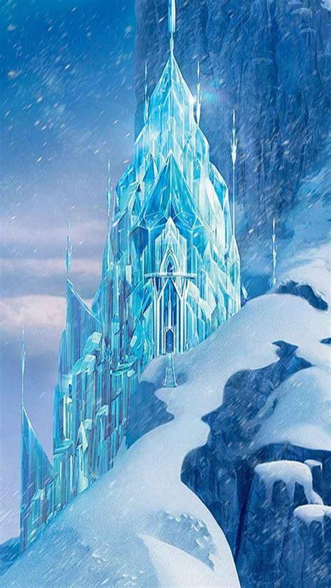 frozen castle ideas  pinterest disney frozen